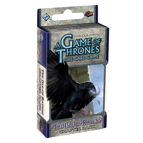 A GAME OF THRONES - The Isle of Ravens - Chapter Pack 4