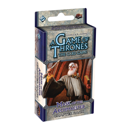 A GAME OF THRONES - Mask of the Archmaester - Chapter Pack 5