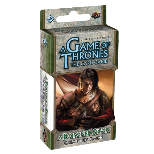 A GAME OF THRONES - A Poisoned Spear - Chapter Pack 6