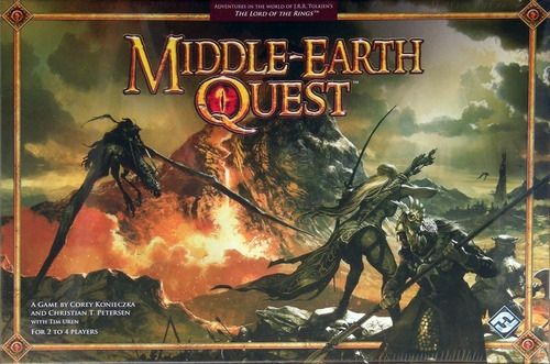 MIDDLE - EARTH QUEST