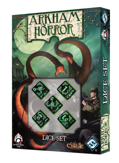 ARKHAM HORROR - DICE SET