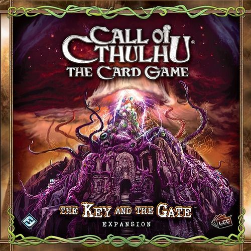 CALL OF CTHULHU - THE KEY AND THE GATE - Expansion 4