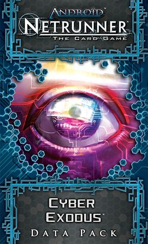 ANDROID: NETRUNNER The Card Game - CYBER EXODUS - Data Pack 3