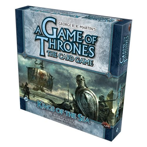 A GAME OF THRONES - Kings of the Sea - Expansion