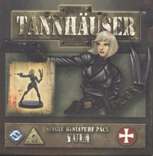 TANNHAUSER - YULA - SINGLE FIGURE PACK