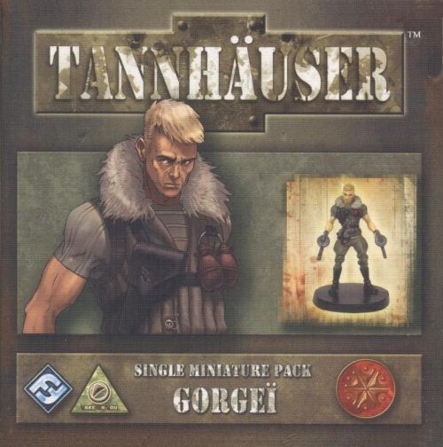 TANNHAUSER - GORGEI - SINGLE FIGURE PACK