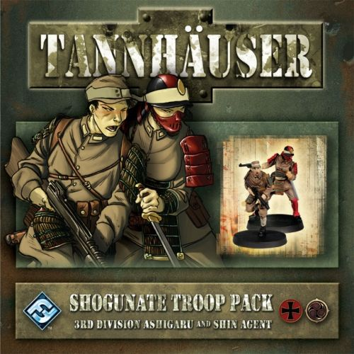 TANNHAUSER - SHOGUNATE - TROOP PACK