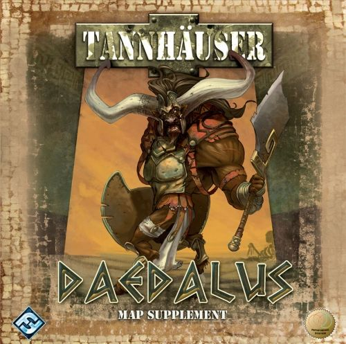 TANNHAUSER - OPERATION: DAEDALUS - Map Supplement Expansion