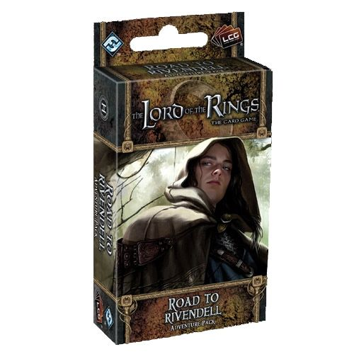 The LORD Of The RINGS The Card Game - ROAD TO RIVENDELL  - Adventure Pack 2