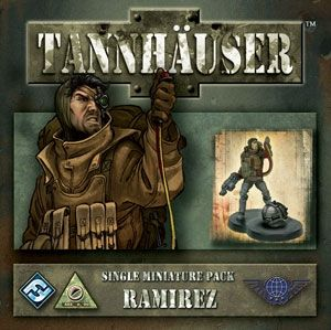 TANNHAUSER - RAMIREZ - SINGLE FIGURE PACK
