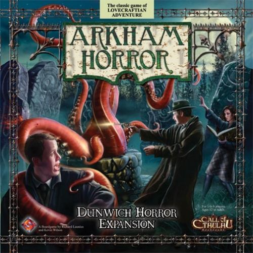 ARKHAM HORROR : DUNWITCH HORROR - Expansion
