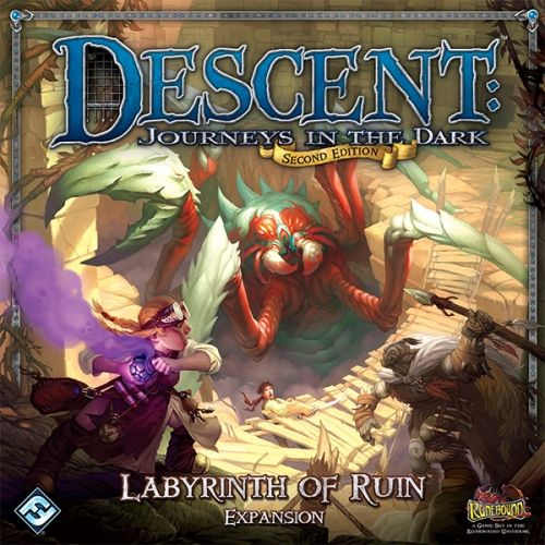 DESCENT - LABYRINTH OF RUIN - Expansion