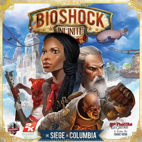 BIOSHOCK  INFINITE : SIEGE OF COLUMBIA