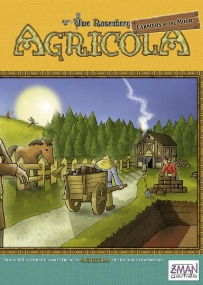 AGRICOLA FARMERS OF THE MOOR - Expansion
