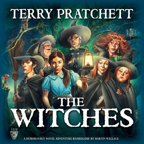 TERRY PRATCHETT - THE WITCHES