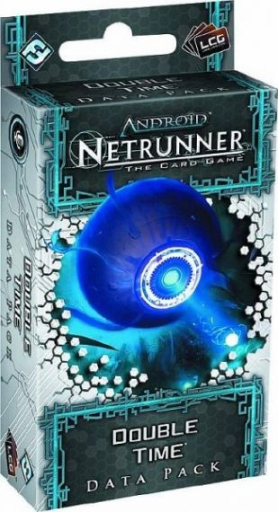 ANDROID: NETRUNNER The Card Game - DOUBLE TIME - Data Pack 6