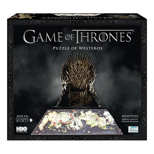GAME OF THRONES - PUZZLE OF WESTEROS