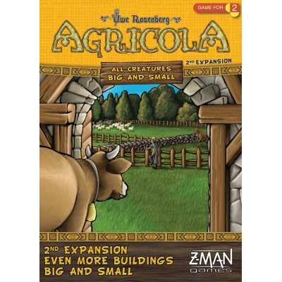 AGRICOLA - EVEN MORE BUILDINGS - Expansion