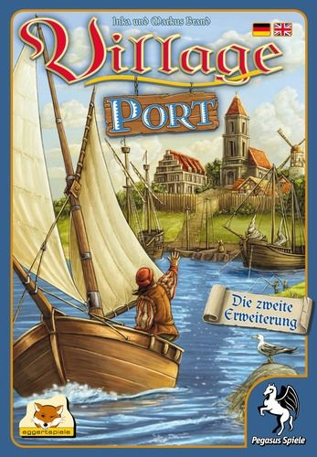 VILLAGE PORT - EXPANSION