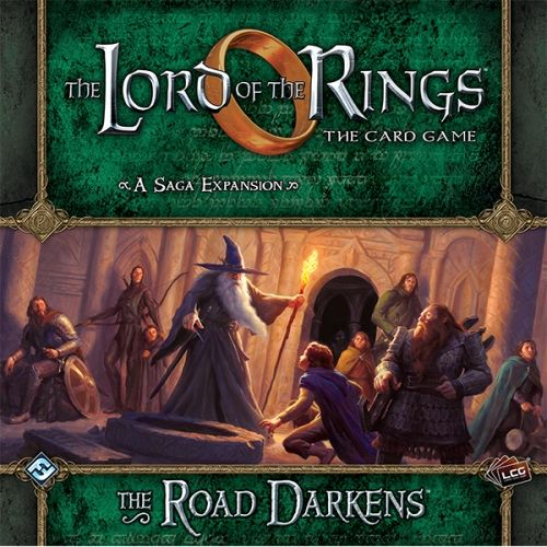 THE LORD OF THE RINGS - THE ROAD DARKENS -  Expansion