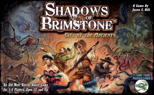 SHADOWS OF BRIMSTONE - CITY OF ANCIENTS