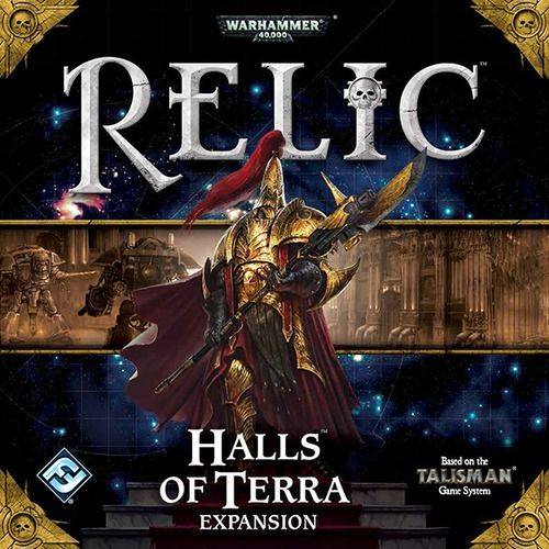 RELIC - HALLS OF TERRA - Expansion