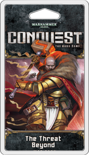 WARHAMMER 40 000 - CONQUEST: THE THREAT BEYOND - War Pack 5
