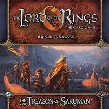 THE LORD OF THE RINGS - THE TREASON OF SARUMAN -  Expansion