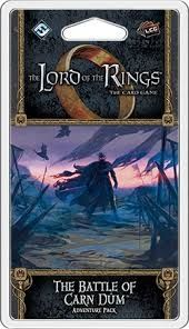 The LORD Of The RINGS The Card Game - The Battle of Carn Dûm - Adventure Pack 5