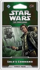 STAR WARS The Card Game - Solo's Command - Force Pack 1