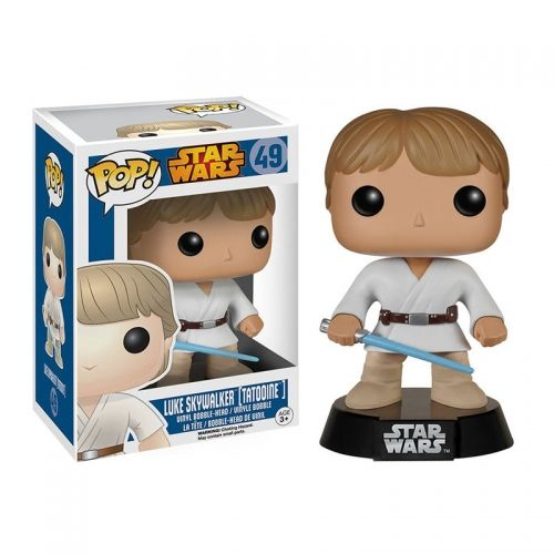 FUNKO POP STAR WARS LUKE SKYWALKER