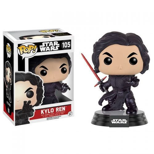 FUNKO POP STAR WARS KYLO REN