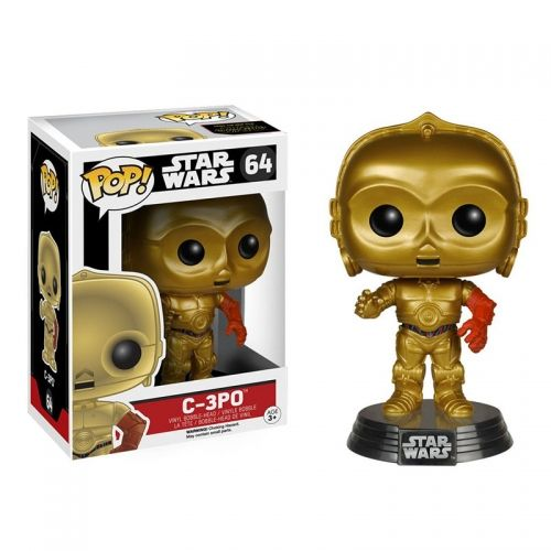 FUNKO POP STAR WARS C3PO