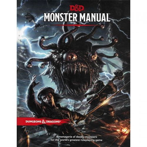 DUNGEONS & DRAGONS 5TH EDITION: MONSTER MANUAL