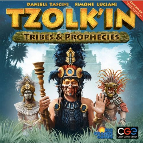 TZOLK'IN: THE MAYAN CALENDAR: TRIBES & PROPHECIES