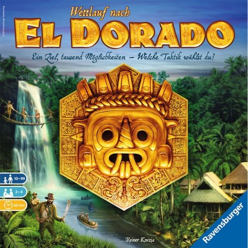 RACE TO EL DORADO
