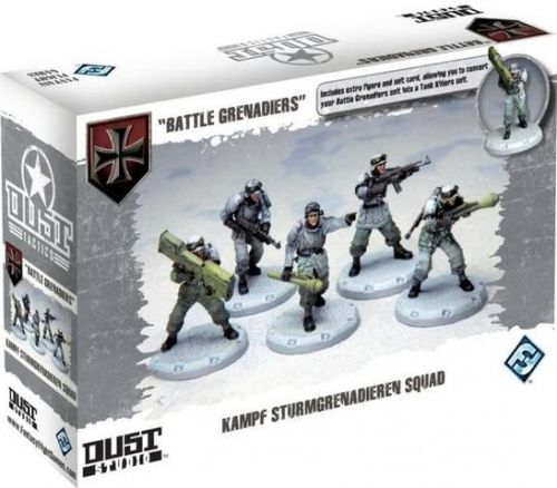 DUST TACTICS - BATTLE GRENADIERS - Expansion