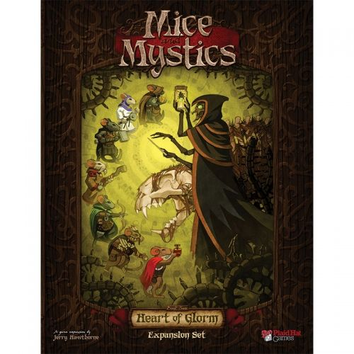 MICE AND MYSTICS: HEART OF GLORM