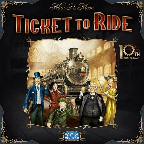 TICKET TO RIDE: 10TH ANNIVERSARY