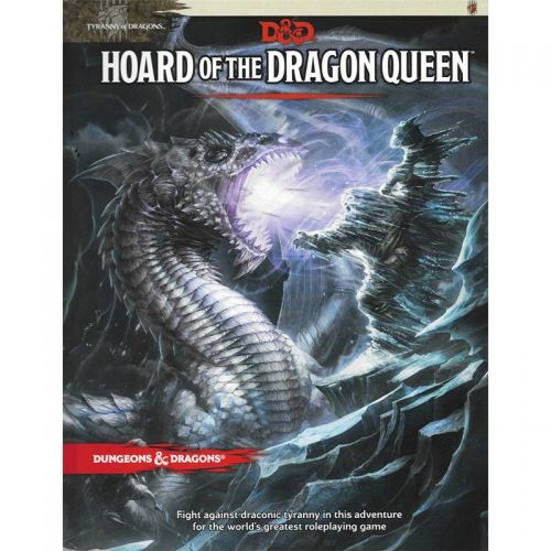 DUNGEONS & DRAGONS 5TH EDITION: HOARD OF THE DRAGON QUEEN