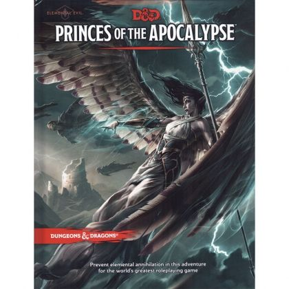 DUNGEONS & DRAGONS 5TH EDITION: PRINCES OF THE APOCALYPSE