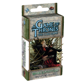 A GAME OF THRONES - Where Loyalty Lies - Chapter Pack 4