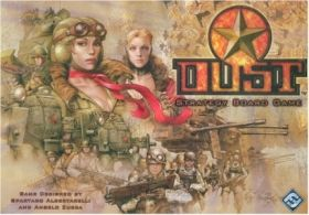 DUST Strategy Board Game