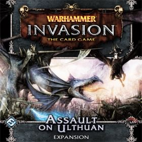 WARHAMMER INVASION - ASSAULT ON ULTHUAN -  Expansion 1