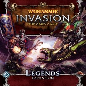 WARHAMMER INVASION - LEGENDS -  Expansion 3