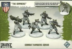 DUST TACTICS - THE GUNNERS - Expansion