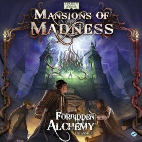 MANSIONS OF MADNESS: FORBIDDEN ALCHEMY - Expansion