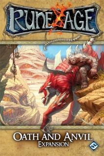 RUNE AGE - OATH AND ANVIL - Expansion