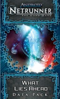 ANDROID: NETRUNNER The Card Game - WHAT LIES AHEAD - Data Pack 1