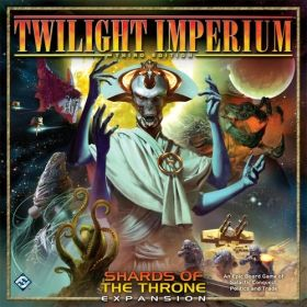 TWILIGHT IMPERIUM SHARDS OF THE THRONE - Expansion